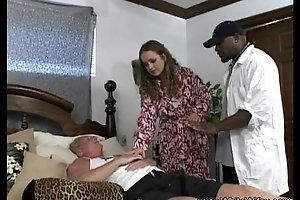 Ashen wifey craves bbc ace fuck