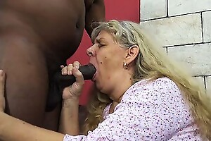 ugly 72 years ancient mom rough bbc fucked