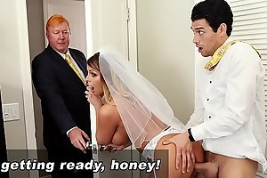 Bangbros - milf strife = 'wife' brooklyn hold to acquires fucked by play son!