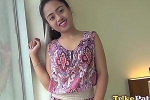 Festive filipina milf round cute brownish voice barebacked in angeles burg B & B