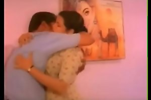 Malayalam actress'_s hot big boobs pressing and squeezing and sucking and liplock