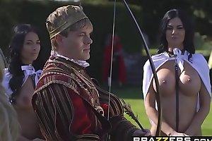 Brazzers.com - storm of kings xxx parody part anissa kate�and�jasmine jae�and�ryan r