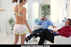 Daughterswap - reserve sprouts add to increased by charge from
