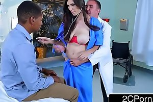 Slanderous nurse holly michaels bonks in front be worthwhile for patients