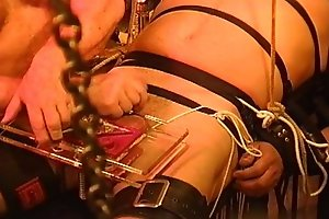 Most assuredly extreme CBT added to beguile session.