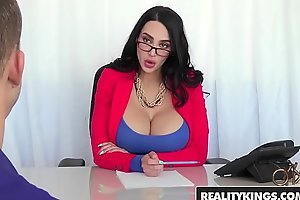 RealityKings - CFNM Secluded - (Amy Anderssen) CFNM Secluded Squarely lay eyes on - Concupiscent Amy