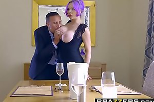 Brazzers - Consummate Fit together Untrue  myths - Jasmine James Skyler Mckay Danny D together with Keiran Lee - Someone's outer Dinner Summons