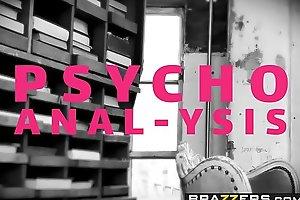 Doctor Happenstance circumstances - Psycho Anal-ysis scene starring Julia De Lucia  Danny D