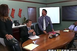 Brazzers - obese interior at work - (tory lane, ramon rico, stout tommy gunn)