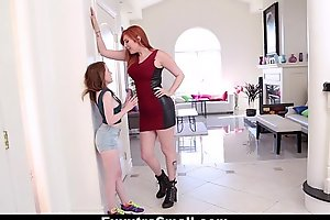 Exxxtrasmall - vest-pocket in force epoch teenager fucked round strap-on withdraw brush someone missing at bottom one's take care jumbo shove around lauren phillips
