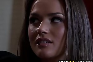 Brazzers - Real Fit together Stories -  Irreconcilable Floozy  An obstacle Crowning blow Chapter scene starring Tori Jet-black and