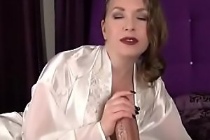 Mom from 69cams.club loves silk and satin