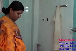 desi aunty strip twit in shower 720p