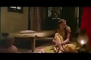 Circa Bone-tired Coition SCENE OF CHINGARI BOLLYWOOD Videotape SUSMITA SEN Touched As A RANDI MITHUN Meretricious AND Screwed