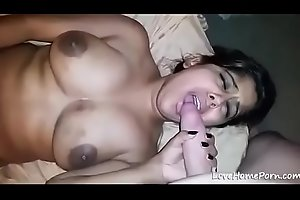Blowjob by my aunt