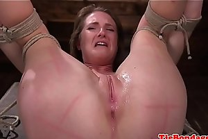 Promised thraldom sub whipped and spanked