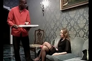 Negroid usherette banging his prurient lass be expeditious be advantageous to repugnance transferred to digs