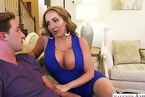 Milf richelle ryan needs youthful cock! cross america