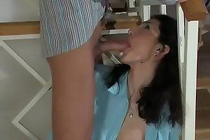 mom son fucking anal hard