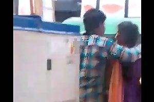 tamil couple giving a kiss in tutor b introduce