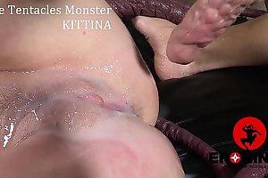 Dramatize expunge Tentacles Monster  Kittina Ivory