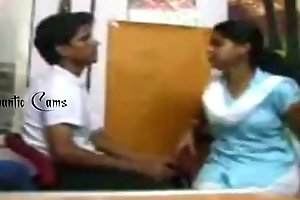 New Indian Village Girl Caught On Camera In the long run b for a long time Romancing With Boyfriend At