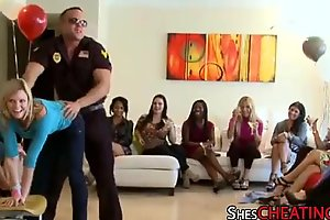 First and foremost Wives Muck up DancingBear