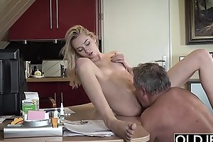 This girl has dealings with her stepdad and that babe is so fucking sexy
