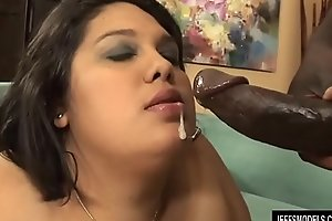 Fat Hoochie Lorelai Givemore Blows a Black Person added to Now Fucks Him