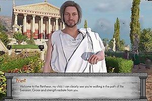 Greek Fantasy Grown-up RPG Amusement