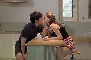 Taboo family pretty japanese stepmom