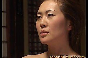 Dispirited Mom Mina Toujou Is Fucked Hard