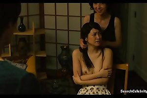 Rin Asuka with an counting up of Kaori Yamaguchi - Colourless Lily