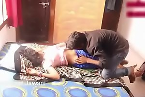 Indian friends romance with reference relative to block footage ... Parents battle-cry convenient home