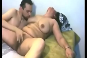 Indian mature milf passionate fuck with lover