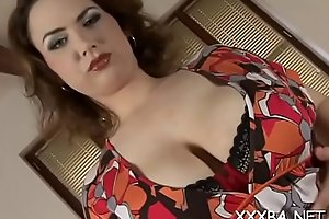 Free large breasts movies