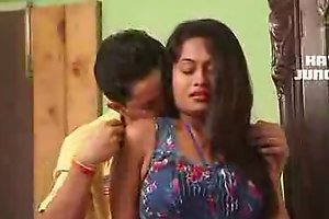 Romance with Best Friend'_s Wife Dhokebaz Dost  Hot Love Making Scene
