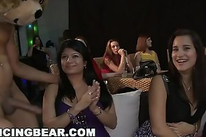 DANCING BEAR - This Was Our Pre-eminent Party Yet! The Bitches Went Wild HAHA