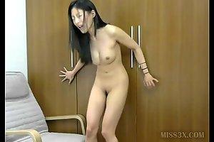 Asian prickle pussy orgasm