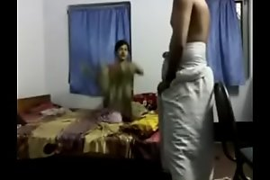 Hot desi breast-feed fucked by brother