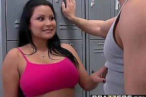 Brazzers - Big Tits In Sports -  Basket Whore scene starring Sophia Lomeli &_ Johnny Sins