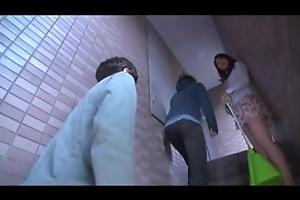 Japanese Mom Seduces the Boys - MrBonham