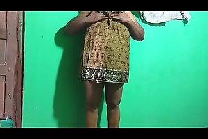 desi  indian tamil telugu kannada malayalam hindi horny vanitha in like manner big boobs increased by hairless cum-hole  press abiding boobs press nip rubbing cum-hole masturbation using Leader amateur rides her big blarney sex doll toys