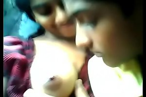 Bangalore College Teen engulfing boobs medial empty bus.FLV