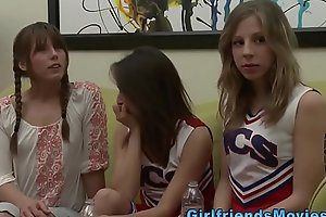 Teen All the following are cheerleader
