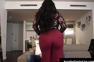 Lalin girl BBW Angelina Castro Does 3Some With Roberta Gemma!