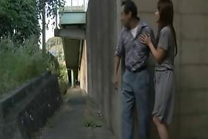 Asian lonely moms enjoying some hardcore having it away