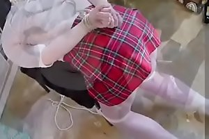 Schoolgirl kidnapped tied up and screwed