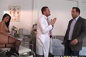 Brazzers - Doctor Adventures -  Milgrams Experiment instalment starring Melissa Ria and Yanick Lounge