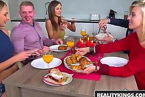 RealityKings - Sneaky Sex - Dick For Work as
